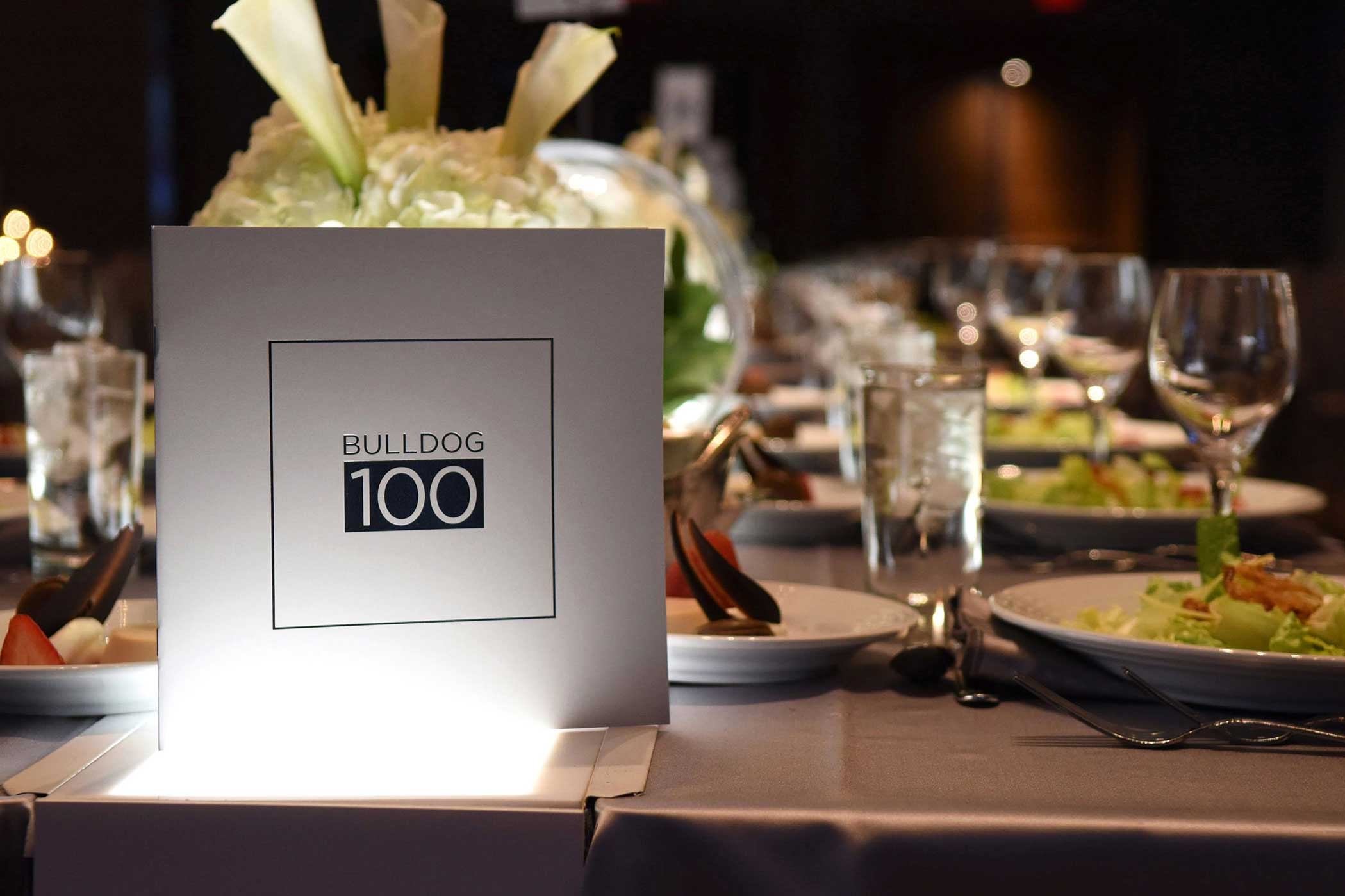 Bulldog 100 Banquet