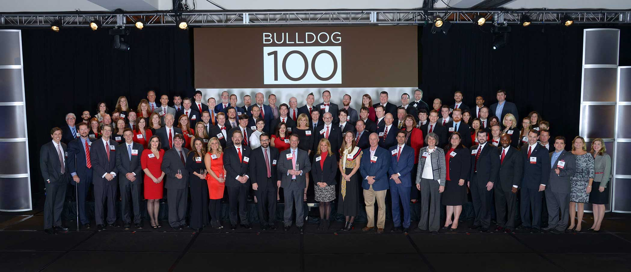 Bulldog 100 Honorees