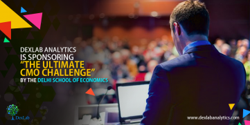 """DexLab Analytics is sponsoring """"The Ultimate CMO challenge"""" by the DU"""