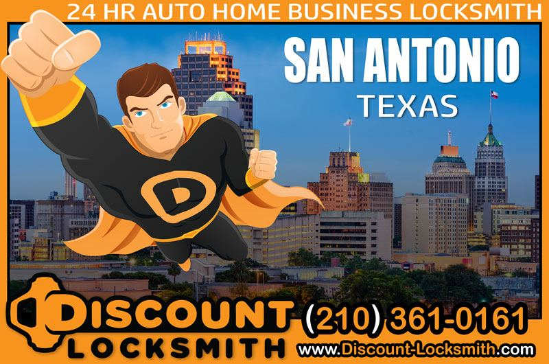 Discount Locksmith LLC of San Antonio, Texas