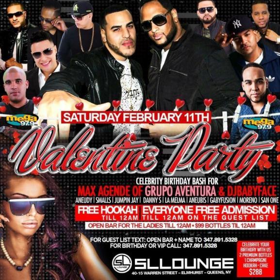 Sl Lounge sabado