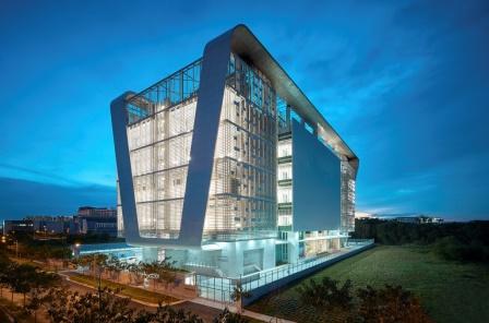 Telin-3 Data Centre building