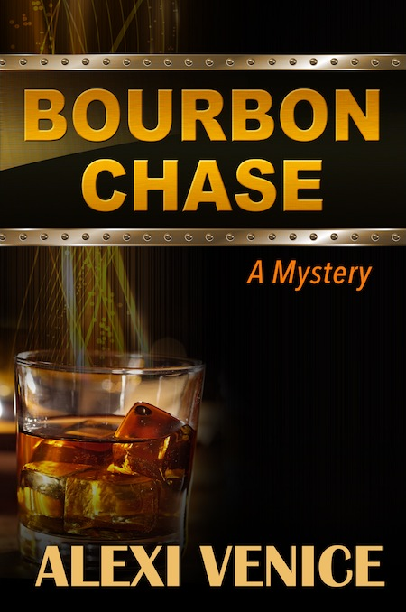 Bourbon Chase, A Mystery (#1)