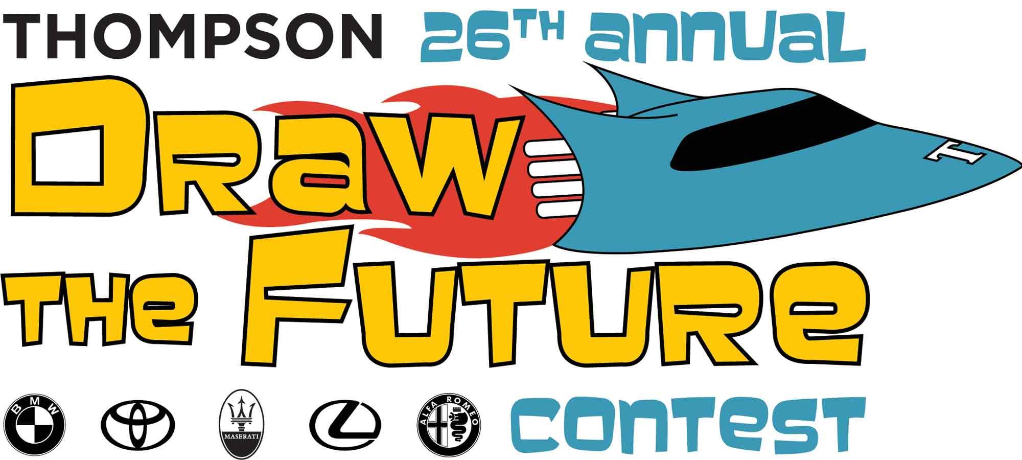 Thompson Draw the Future Contest 2017