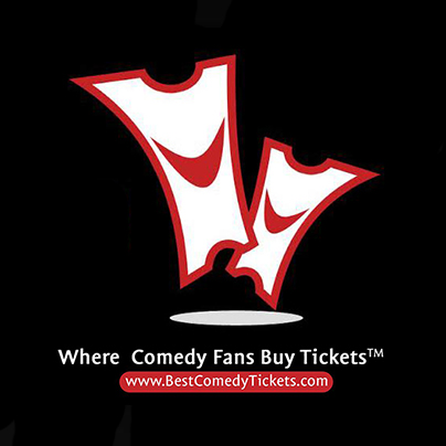Best Comedy Tickets Logo
