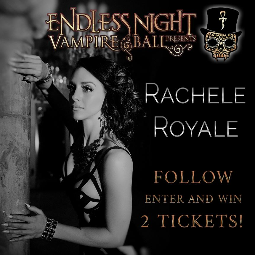 Ticket Giveaway for Endless Night Vampire Ball Los Angeles 2017