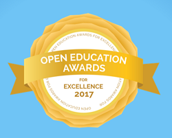 Open Education Awards for Excellence
