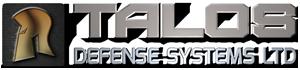 Talos Defense Systems logo