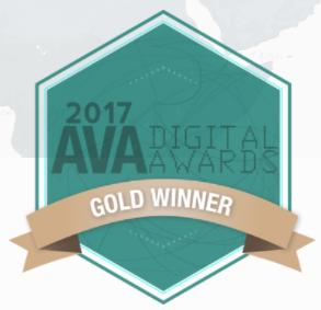 photo courtesy of AVA Digital Awards