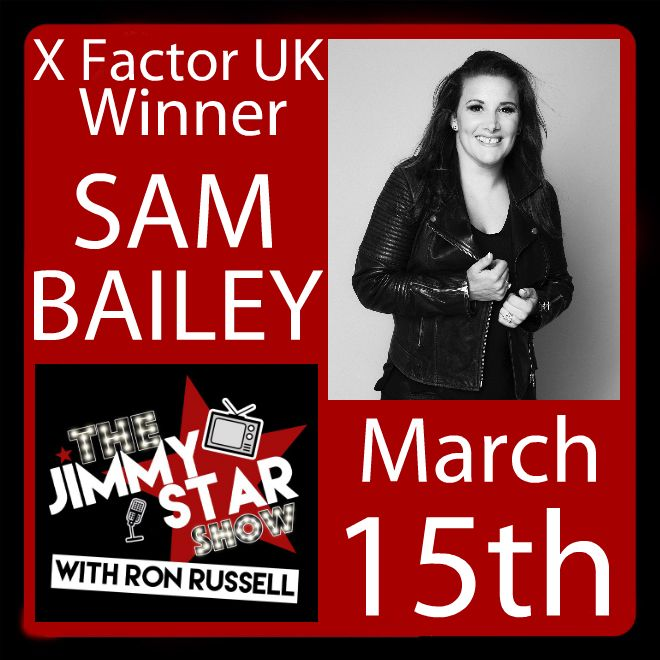 Sam Bailey On The Jimmy Star Show With Ron Russell