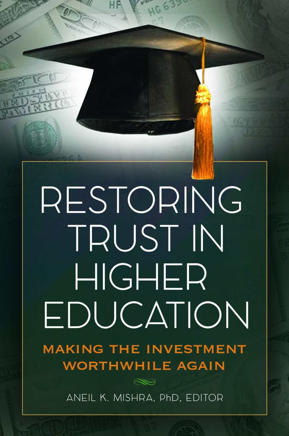 New Book on Higher Ed