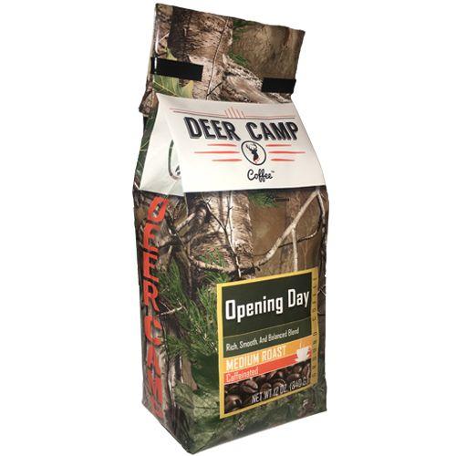 Deer Camp Coffee® Opening Day Medium Roast Caffeinated