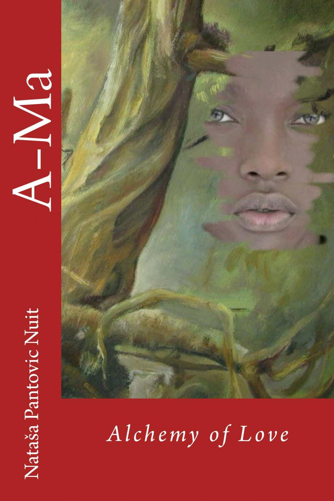 AMa Alchemy of Love Spiritual Novel by Nataša Pan