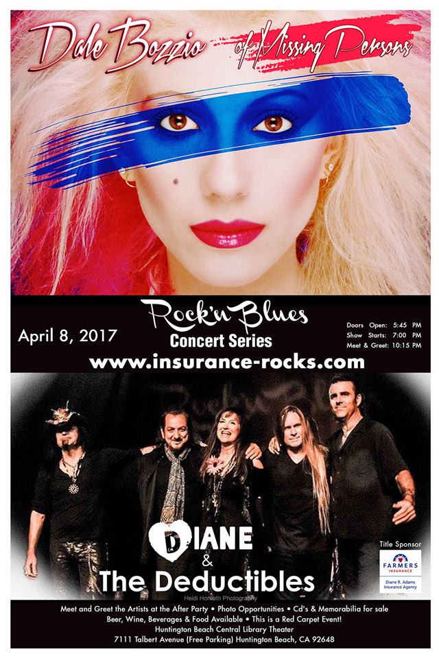 Tickets: www.Insurance-Rocks.com