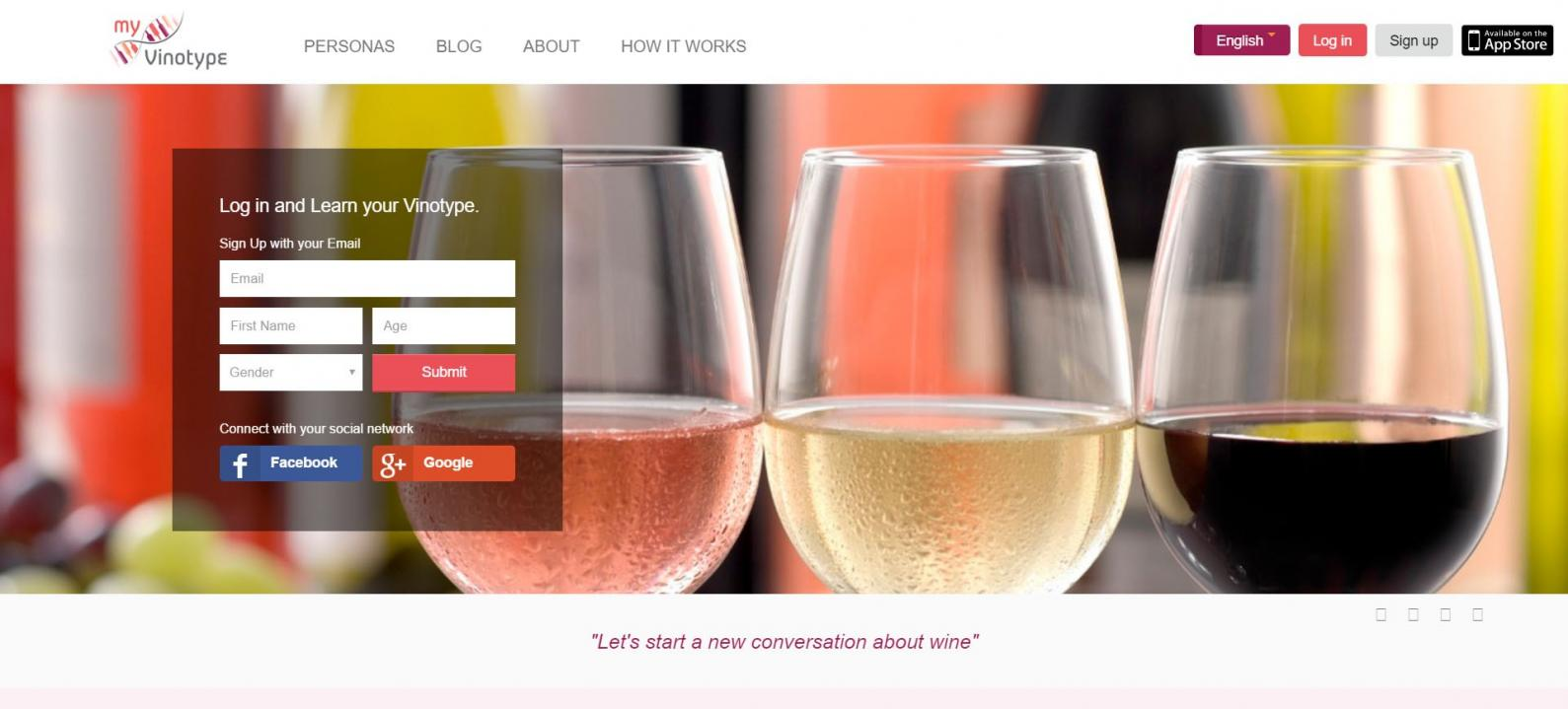New Program Connects myVinotype.com to Your Website and Facebook Page