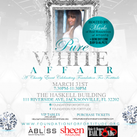 Pure White Affair
