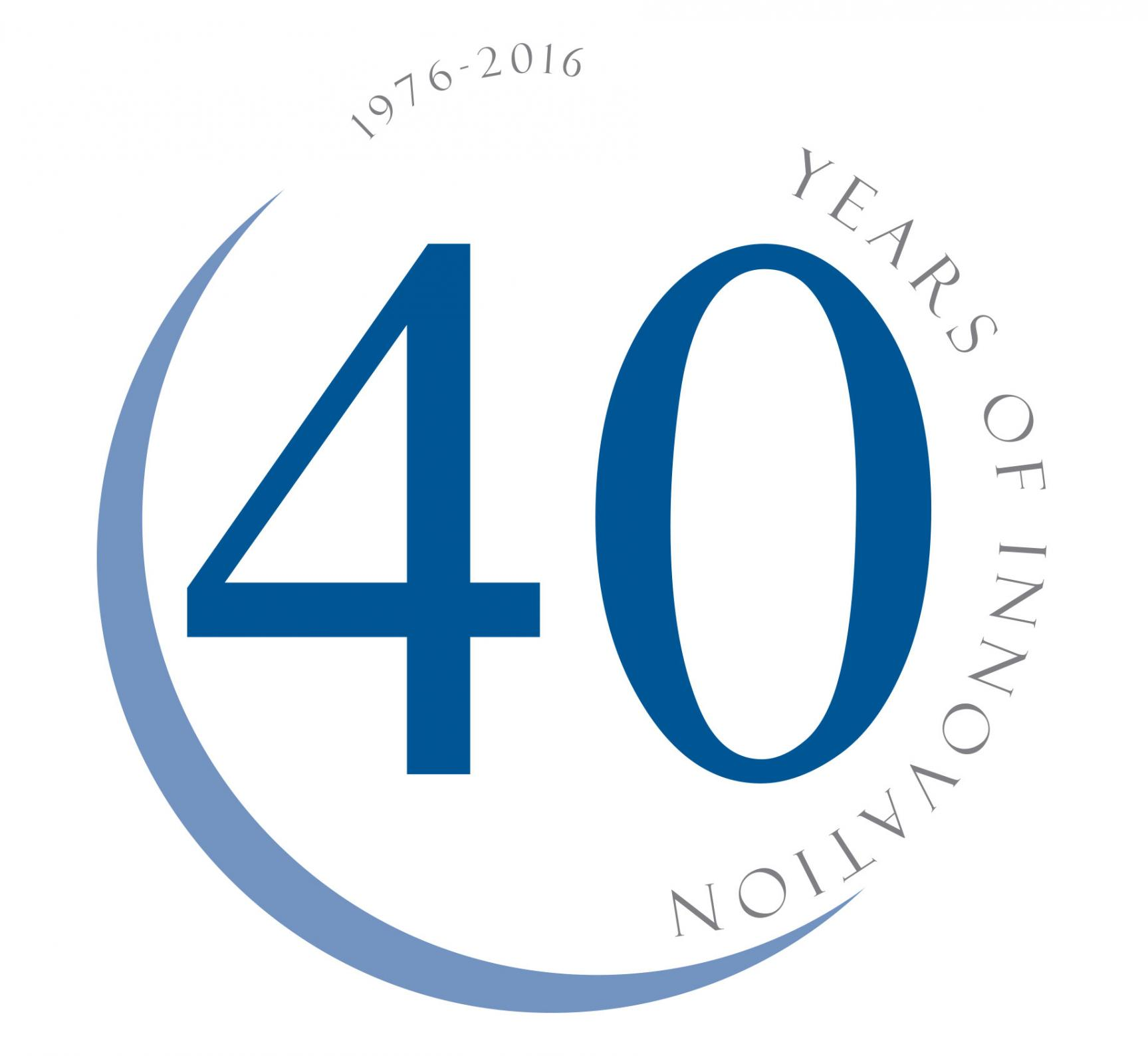 GEW 40 Years of Service