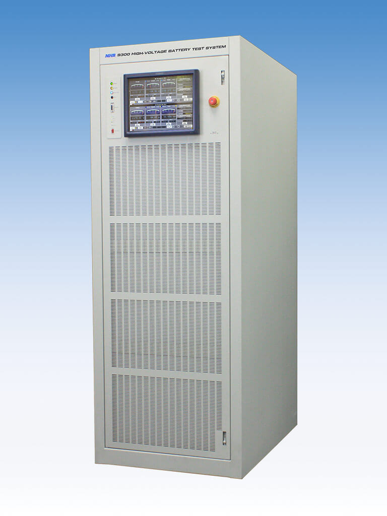 9300 Series High Voltage Battery Test System