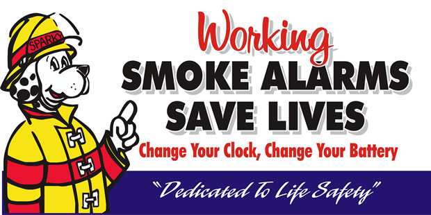 Image result for Smoke Detector and CO battery change reminder
