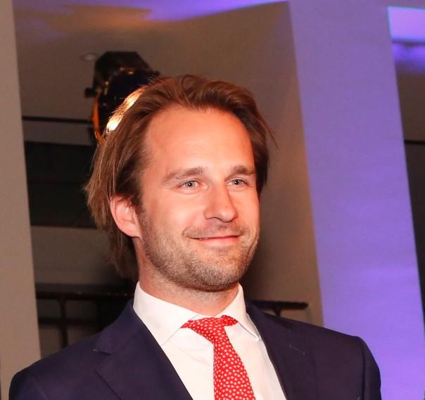 Philip Brand, Lindal Group's International Director of Marketing