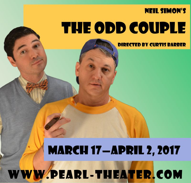 The Odd Couple at the Pearl Theater