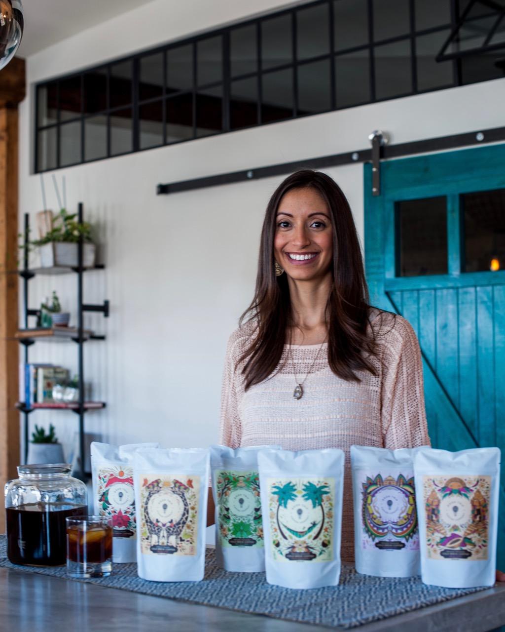 Good Trip Coffee Founder Angela Oehlerking unveils ready-to-brew Cold Brew