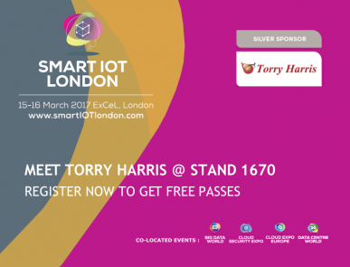 Smart IoT London 2017