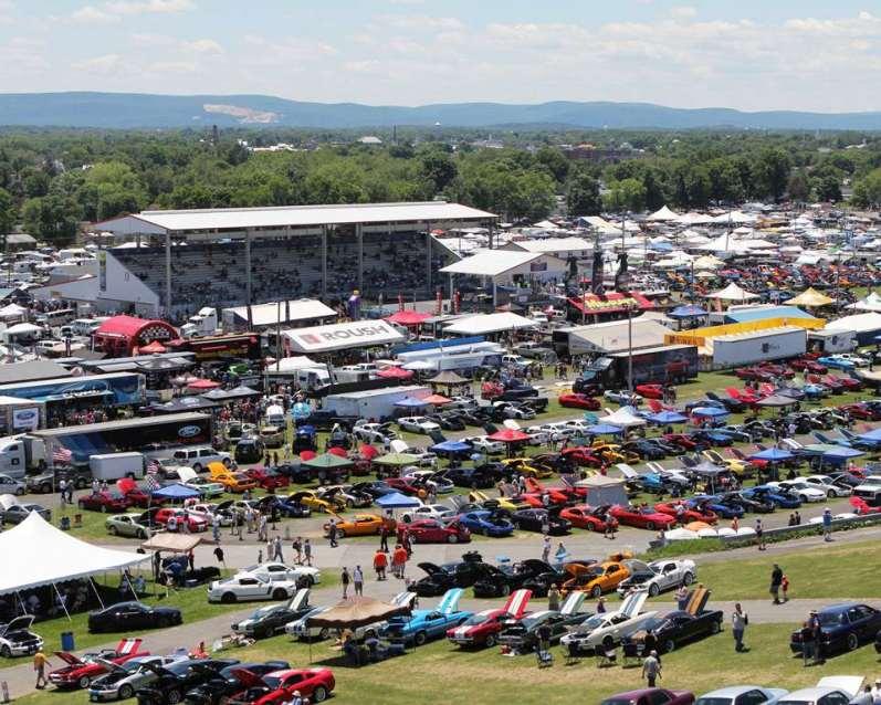 The Ford Family Run Starts June 2 At The Carlisle PA