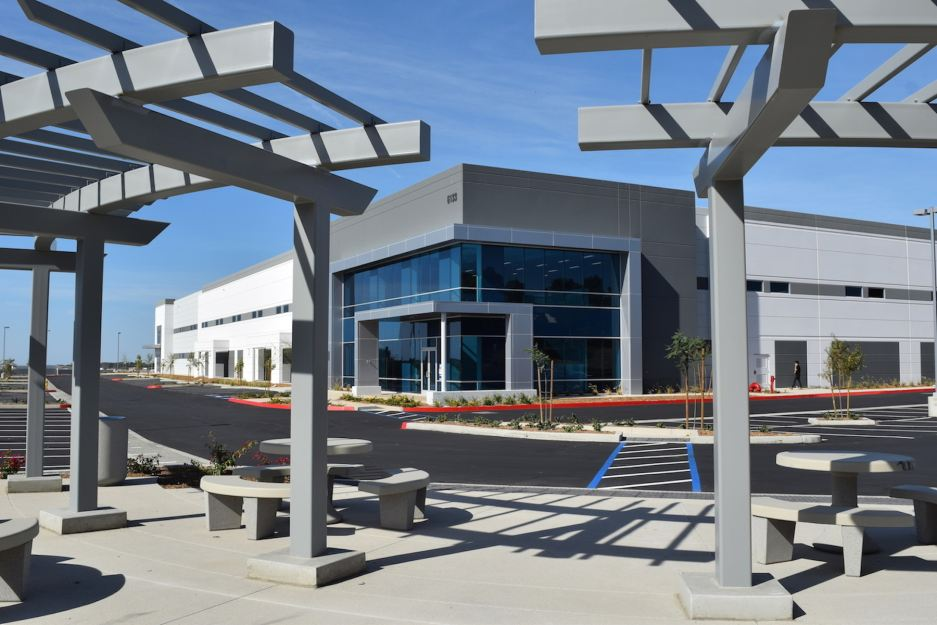 Smith consulting architects completes new industrial complex at bressi ranch in carlsbad for Shea homes design center san diego