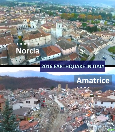 2016 Earthquake in Italy: Norcia's incredible resilience