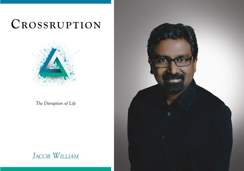 Jacob William releases Crossruption: The Disruption Of Life