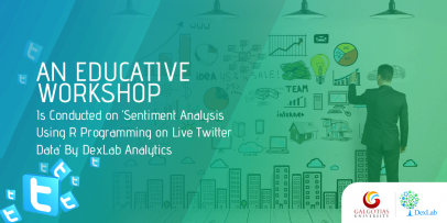 Workshop on Sentiment Analysis of Twitter Data Using R Programming