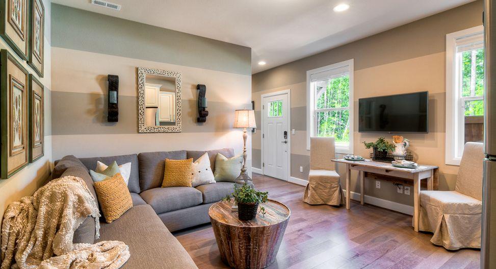 Inside the Bainbridge plan's Next Gen® suite.