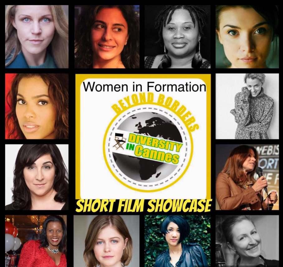 Inaugural Women in Formation Short Film Showcase Alums