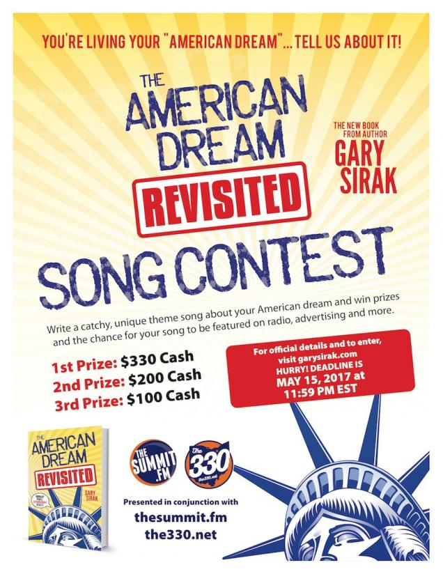 The American Dream Revisited Songwriting Contest