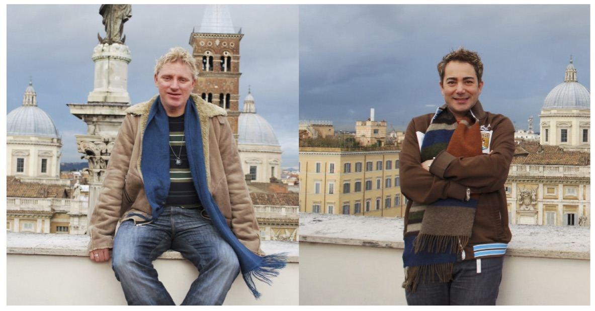Patrik Simpson Pol' Atteu PP Boyz Rome Travel