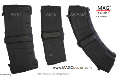 MAG|Coupler Magazine Coupler Lineup - RJK Ventures