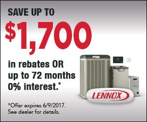 fort myers air conditioning company offering up to 1 700 in rebates on new lennox a c systems. Black Bedroom Furniture Sets. Home Design Ideas