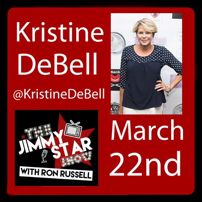 Kristine DeBell On The Jimmy Star Show With Ron Russell