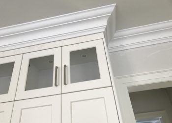 Painting the crown molding a small but significant Crown molding india
