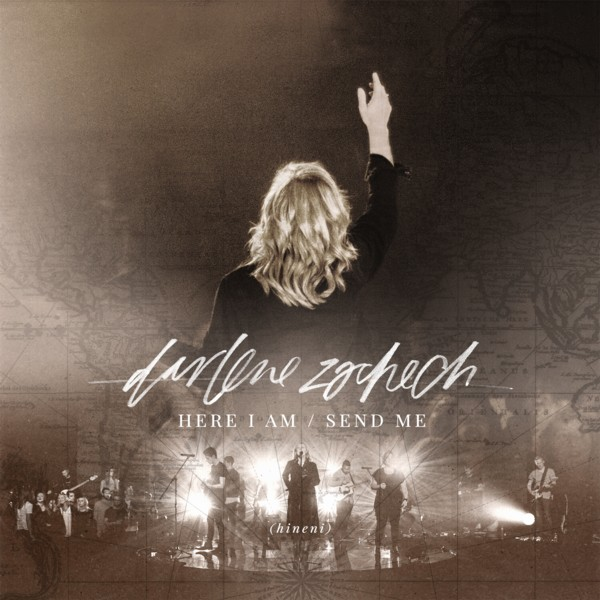 Darlene Zschech's Here I Am Send Me CD/DVD tops charts internationally.