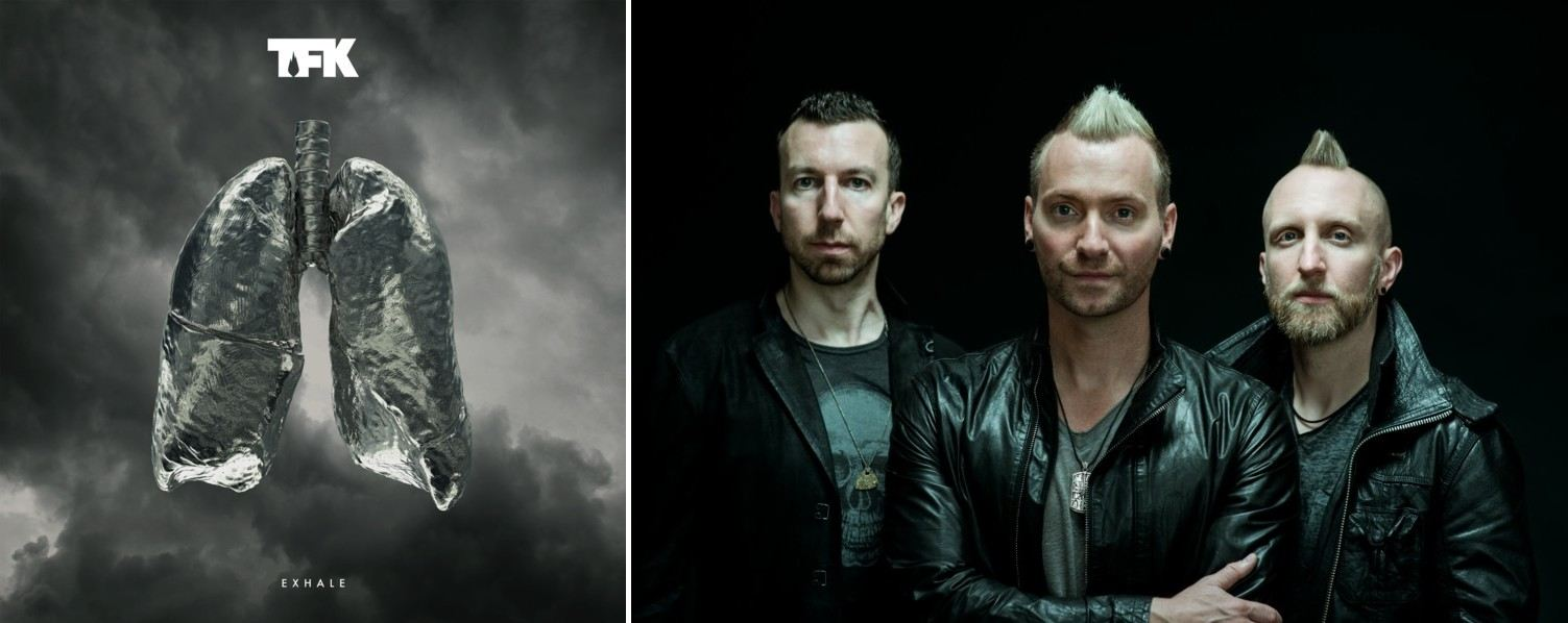 "Thousand Foot Krutch sends ""Lifeline"" from EXHALE album to radio."