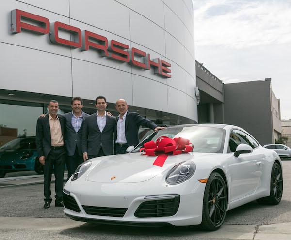 Porsche Newport Beach >> Starpoint Properties Awards Porsche To Newport Beach Ca