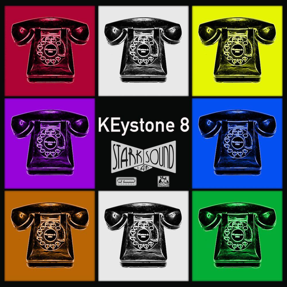 Keystone 8 Cover PR
