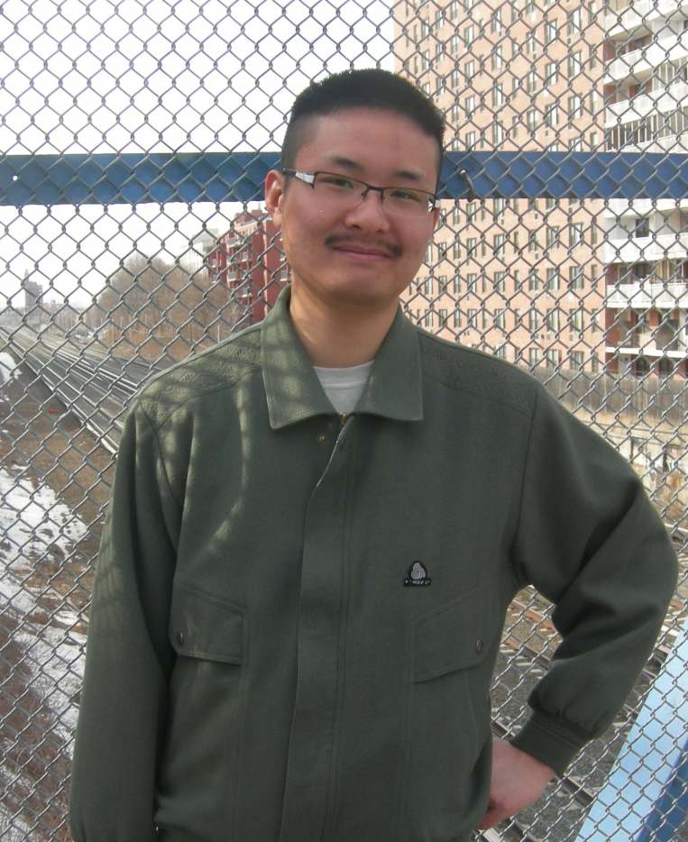 Author Derrick Lin