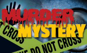 Get ready for Cove Haven's Murder Mystery Weekend May 2017!
