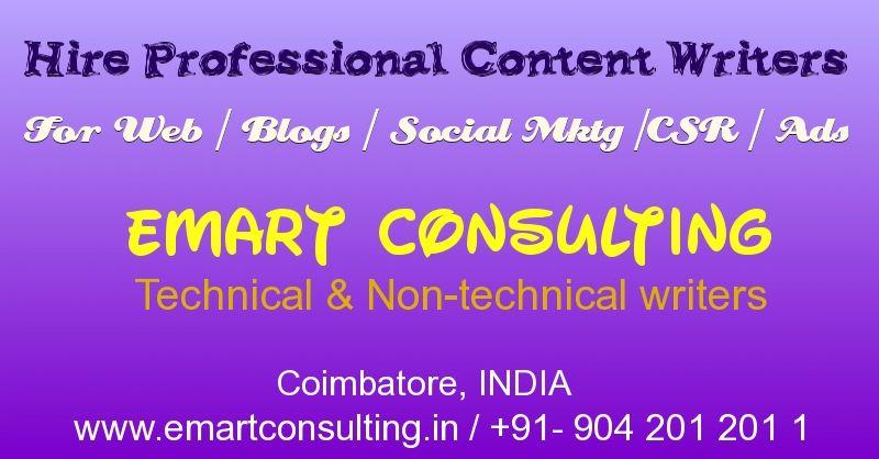 Emart Consulting, Coimbatore, INDIA