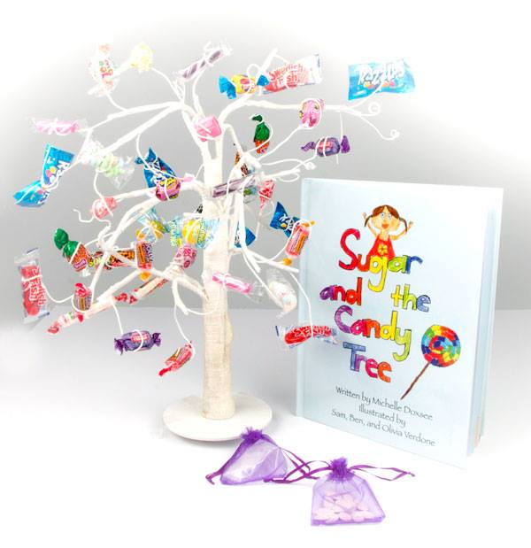 Sugar and Candy Tree Book Deluxe Set
