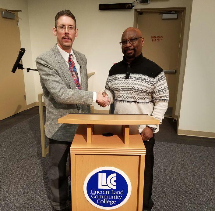 Dr. Todd Austin & Steve Bryant - Litchfield IL Candidates Forum