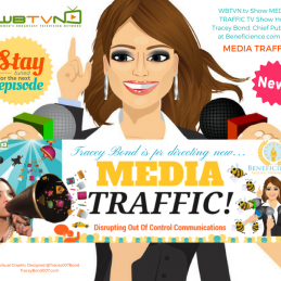 Media Traffic Show Television Channel Premiere Watch Party 3pm CT 3/27 WBTVN.tv